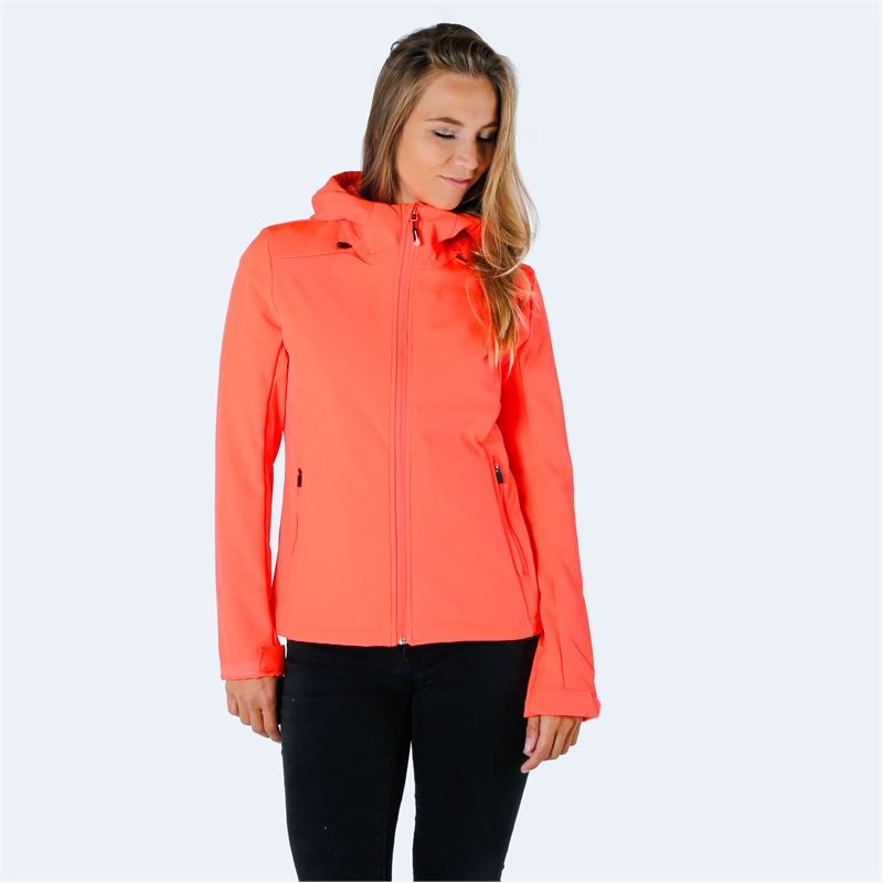 Brunotti Joos  (pink) - women casual jackets - Brunotti online shop