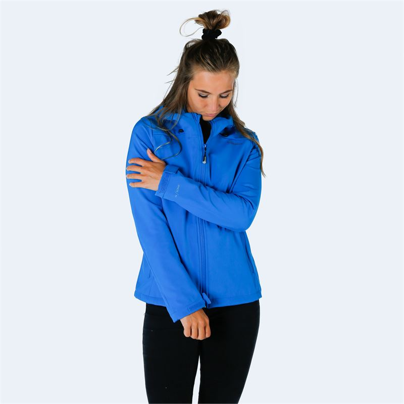 Brunotti Joos  (blue) - women casual jackets - Brunotti online shop