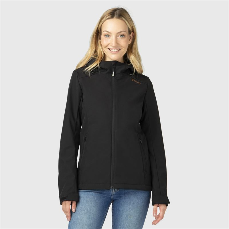 Brunotti Joos-N  (black) - women casual jackets - Brunotti online shop