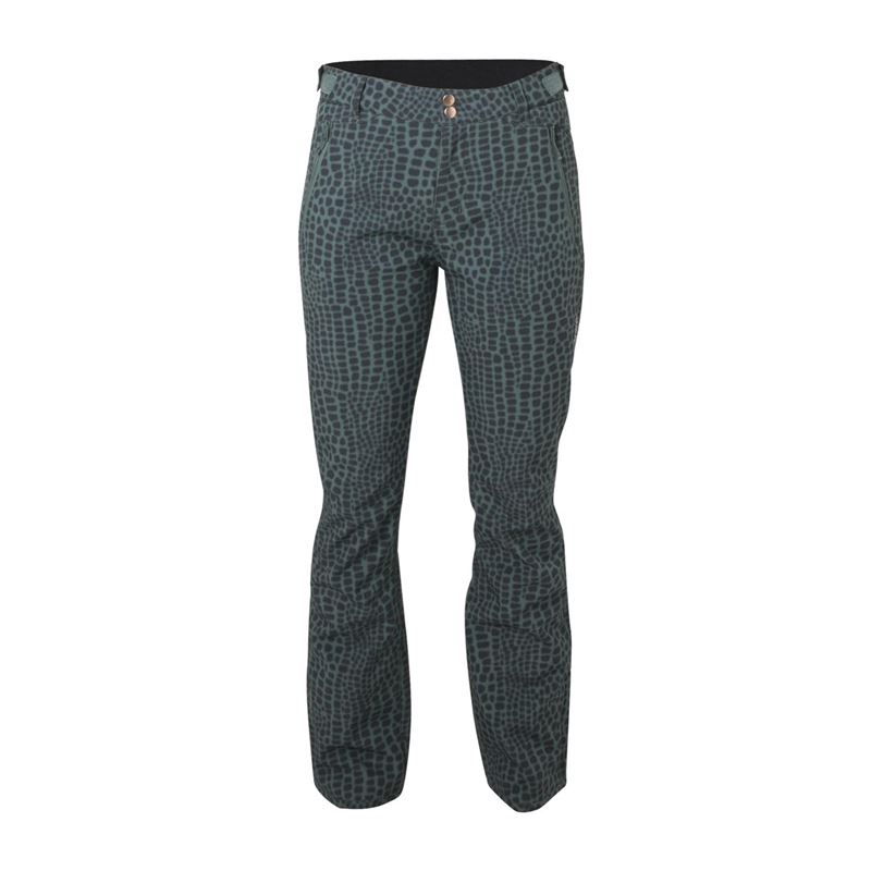 Brunotti Etna  (groen) - dames broeken - Brunotti online shop