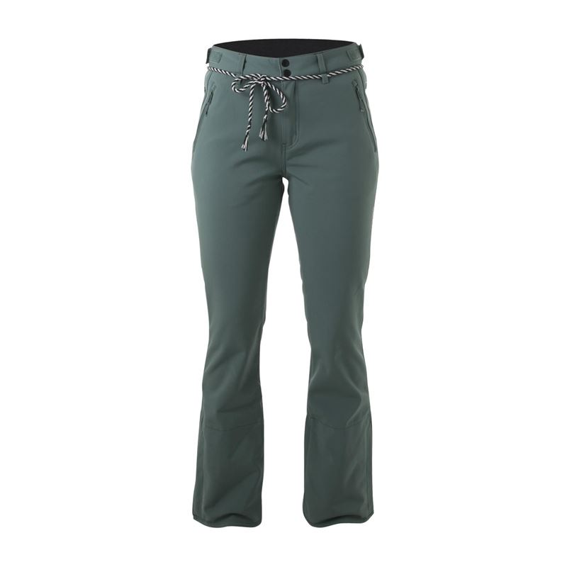 Brunotti Tavors  (green) - women snow pants - Brunotti online shop