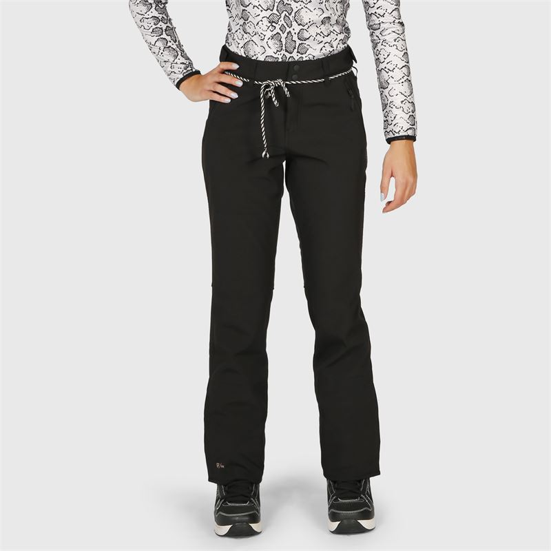 Brunotti Tavors  (black) - women snow pants - Brunotti online shop
