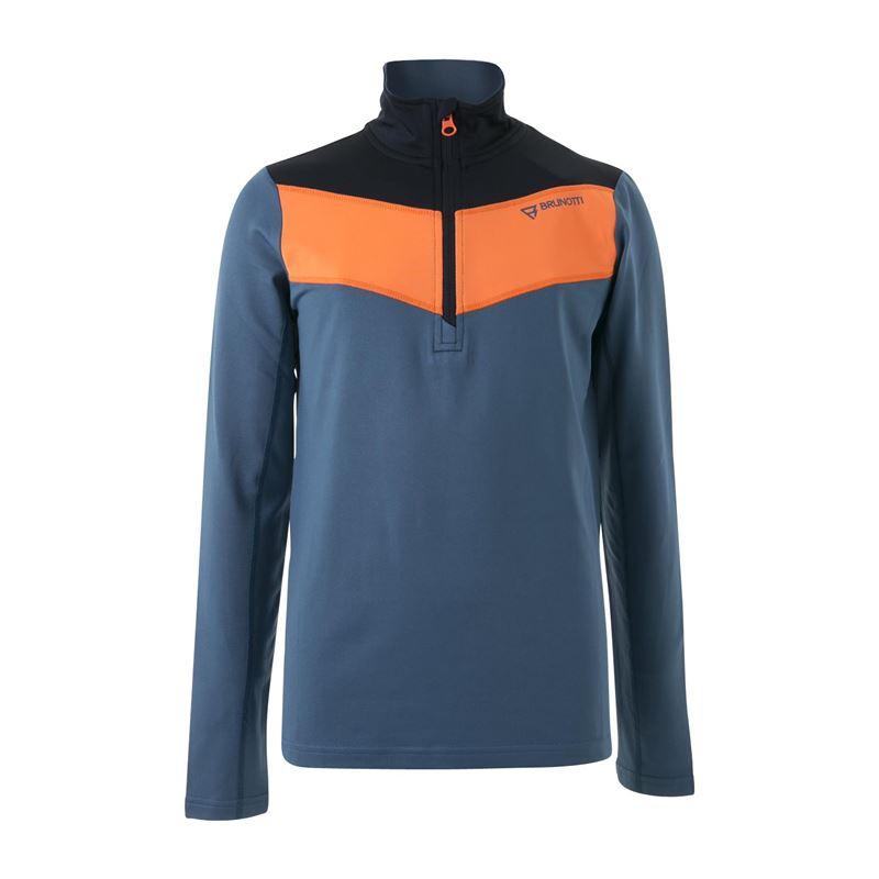 Brunotti Bennu  (blue) - boys fleeces - Brunotti online shop