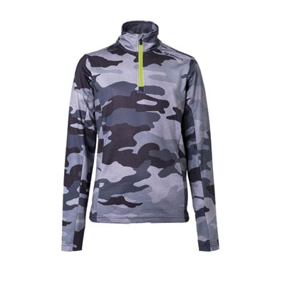 Brunotti Terni AO Camo JR Boys  Fleece. Verfügbar in 116,140,176 (1823019691-097)