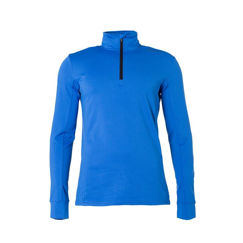 Brunotti Terni  (blauw) - jongens fleeces - Brunotti online shop