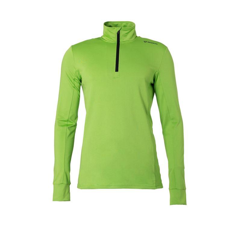 Brunotti Terni  (groen) - jongens fleeces - Brunotti online shop