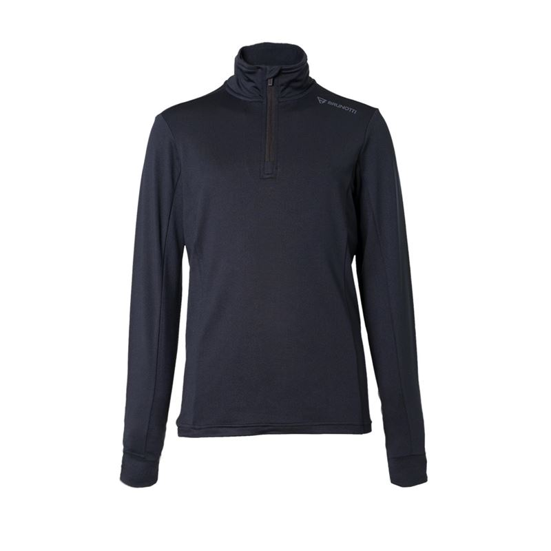 Brunotti Terni  (black) - boys fleeces - Brunotti online shop