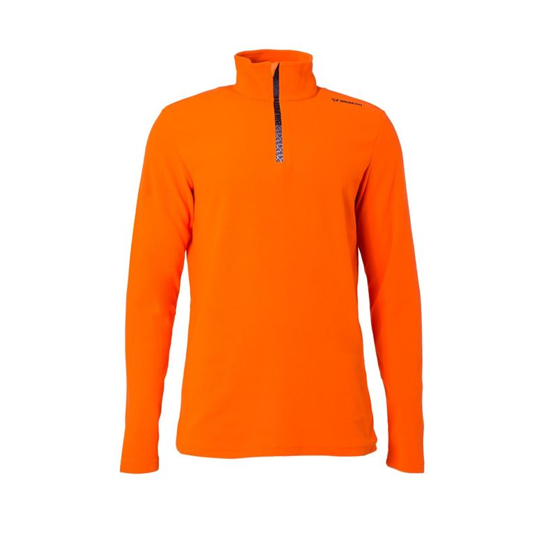 Brunotti Tenno  (orange) - boys fleeces - Brunotti online shop