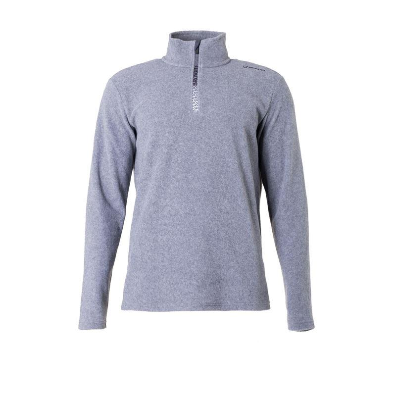Brunotti Tenno  (grijs) - jongens fleeces - Brunotti online shop