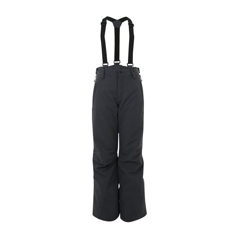 Brunotti Footstrap  (grijs) - jongens skibroeken - Brunotti online shop