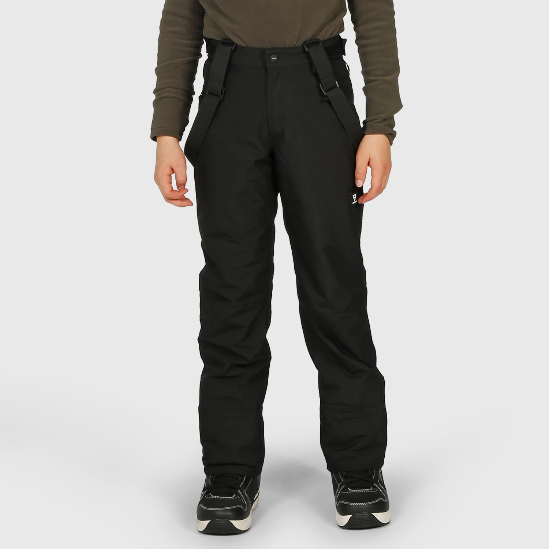 Bilde av Brunotti Boys snow pants Footstrap W1819 Black size 116