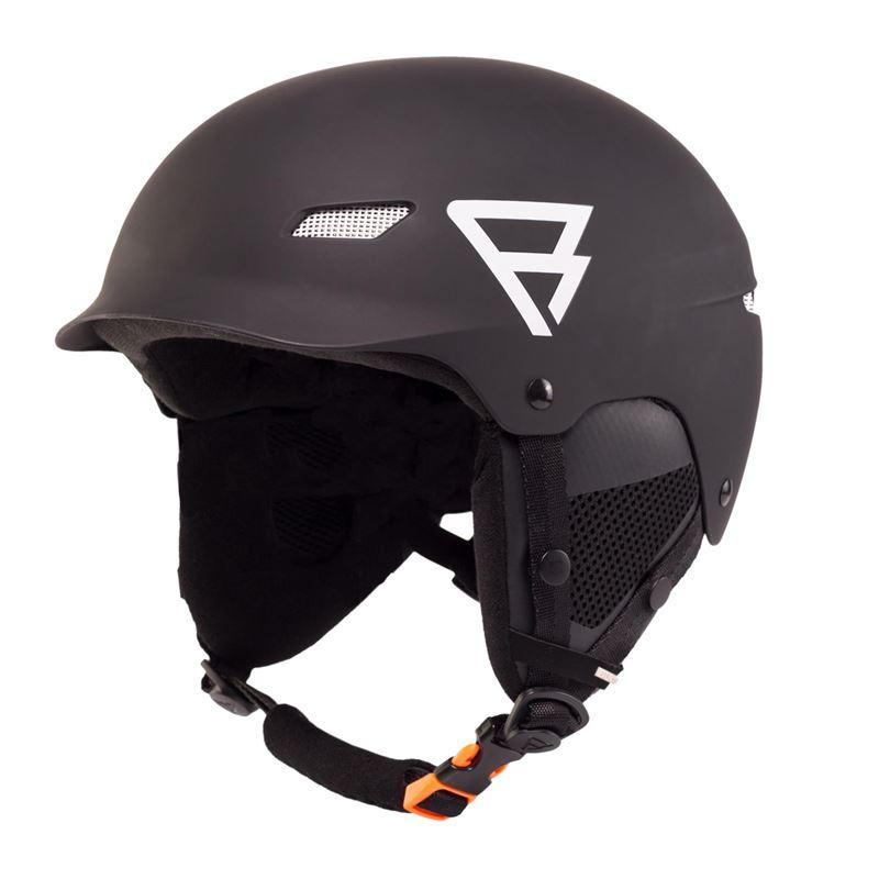 Brunotti Proxima  (zwart) - jongens ski / snowboard helmen - Brunotti online shop