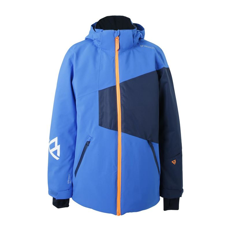 Brunotti Kentucky  (blue) - boys snow jackets - Brunotti online shop