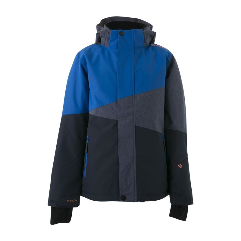 Brunotti Idaho  (blue) - boys jackets - Brunotti online shop
