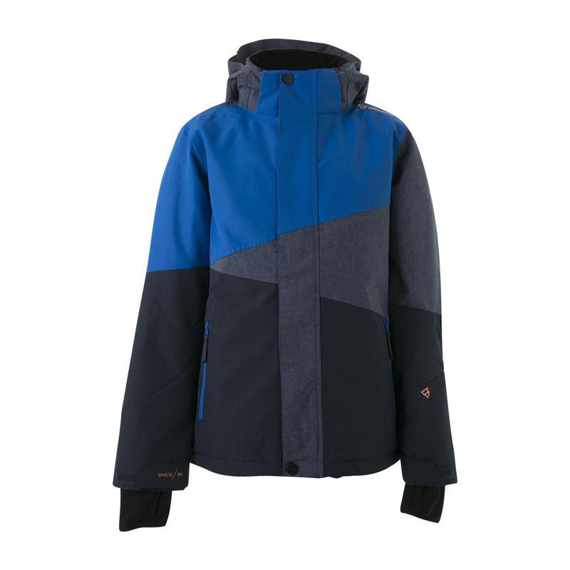 Brunotti Idaho  (blauw) - jongens ski-jassen - Brunotti online shop