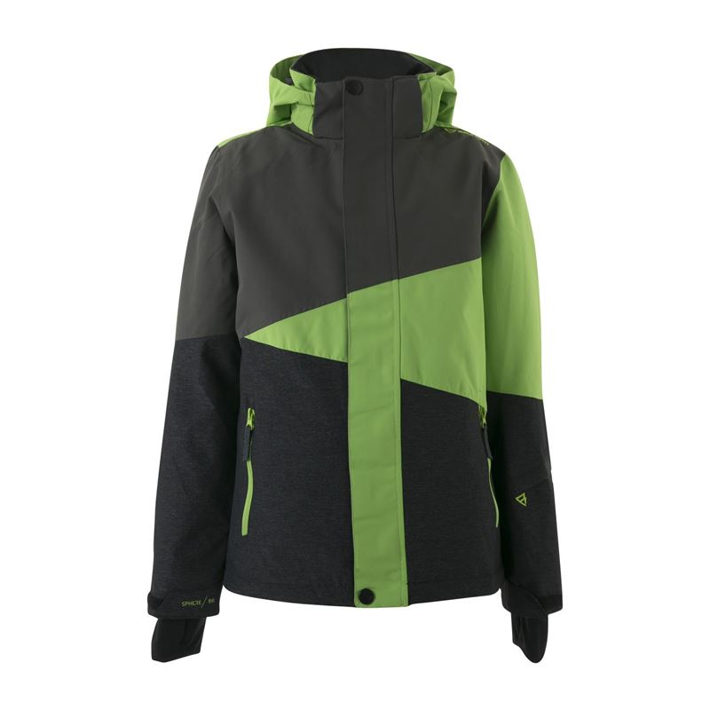 Brunotti Idaho  (green) - boys jackets - Brunotti online shop
