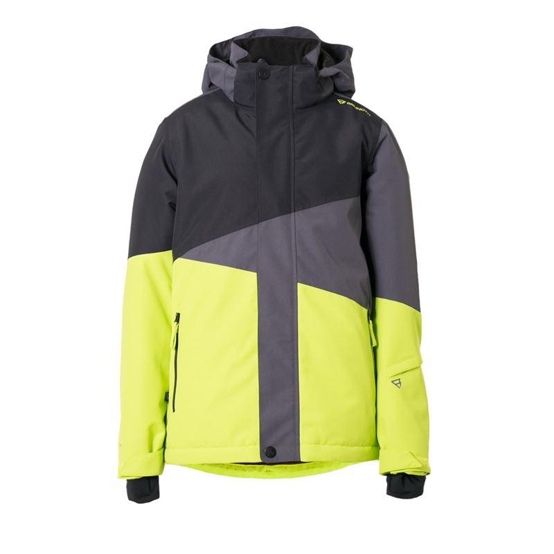 Brunotti Idaho  (grijs) - jongens jassen - Brunotti online shop