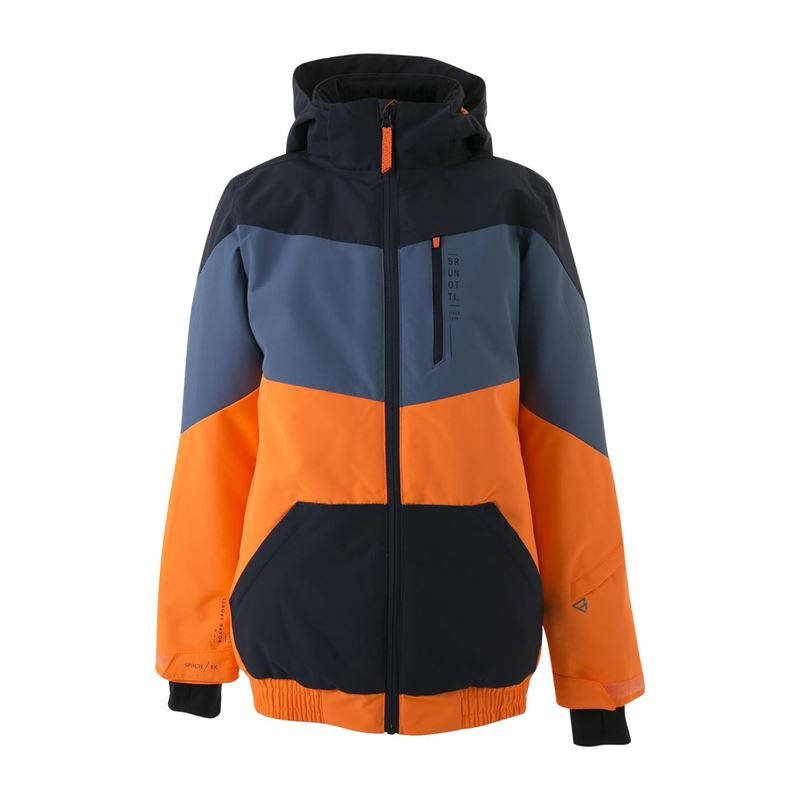 Brunotti Crater  (orange) - jungen jacken - Brunotti online shop