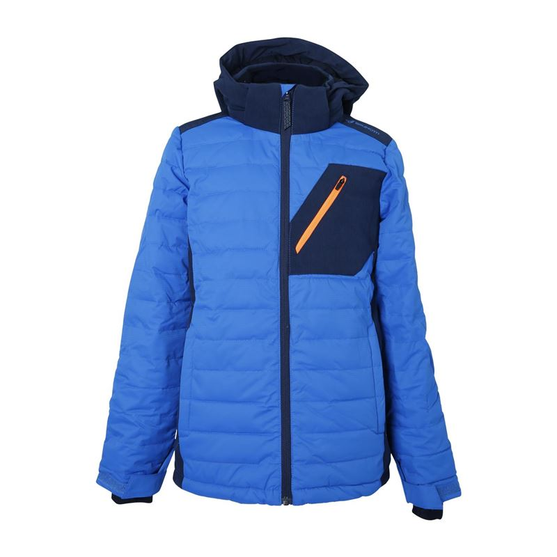 Brunotti Trysail  (blue) - boys snow jackets - Brunotti online shop