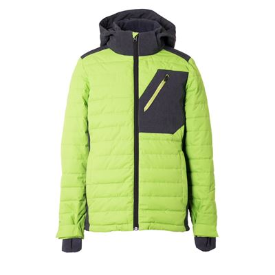 Brunotti Trysail JR W1819 Boys  Snowjacket. Available in 116,128,140,152,164,176 (1823123613-0648)