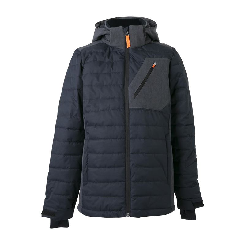 Brunotti Trysail  (black) - boys snow jackets - Brunotti online shop