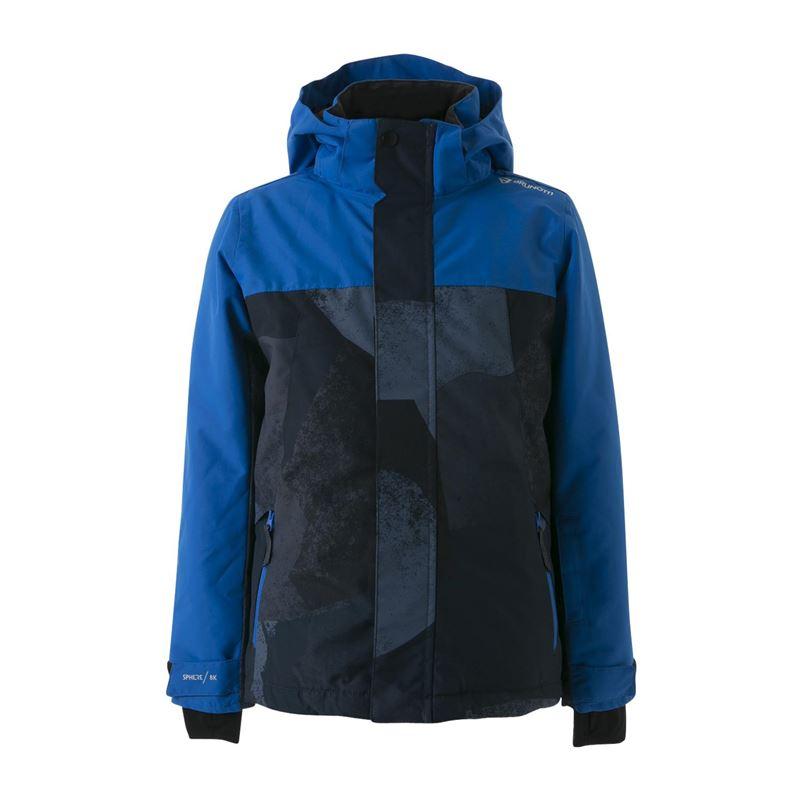 Brunotti Gullies  (blauw) - jongens jassen - Brunotti online shop