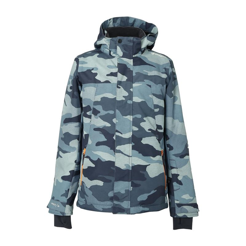 Brunotti Gullies  (grey) - boys jackets - Brunotti online shop