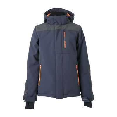 Brunotti Twintip JR W1819 Boys Softshell Jacket. Available in 116,128,140,152,164,176 (1823124619-0532)
