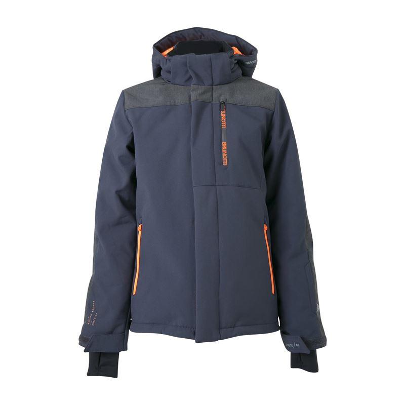 Brunotti Twintip  (blauw) - jongens casual jassen - Brunotti online shop