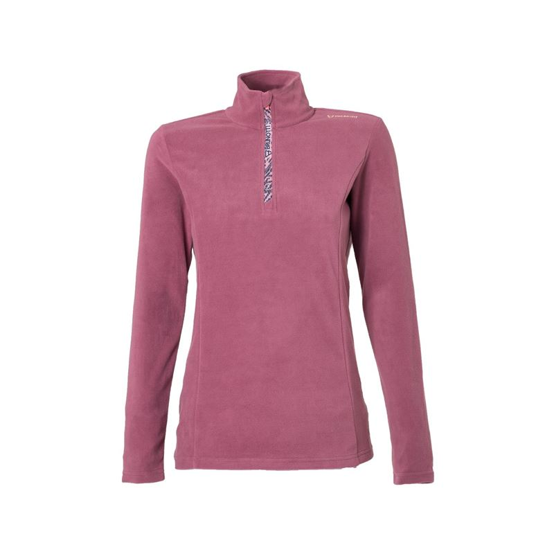 Brunotti Mismy  (roze) - meisjes fleeces - Brunotti online shop