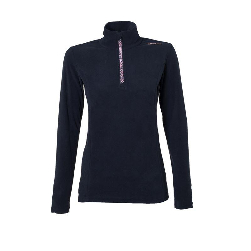 Brunotti Mismy  (blauw) - meisjes fleeces - Brunotti online shop