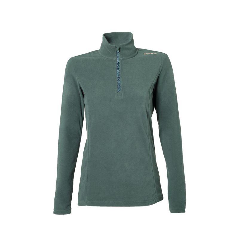 Brunotti Mismy  (groen) - meisjes fleeces - Brunotti online shop