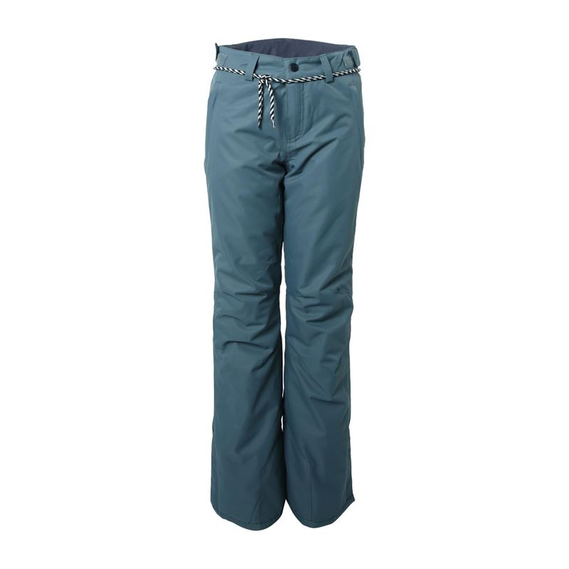 Brunotti Sunleaf  (green) - girls snow pants - Brunotti online shop