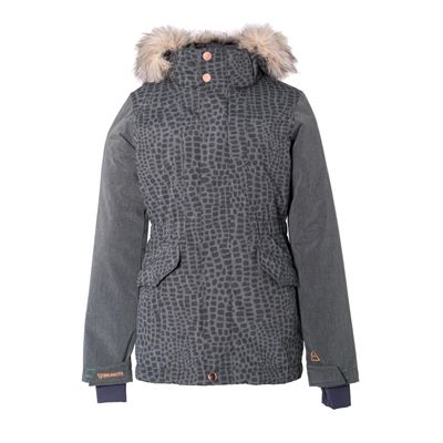 Brunotti Chandra JR Girls Snowjacket. Verfügbar in 116,128 (1824123701-0759)