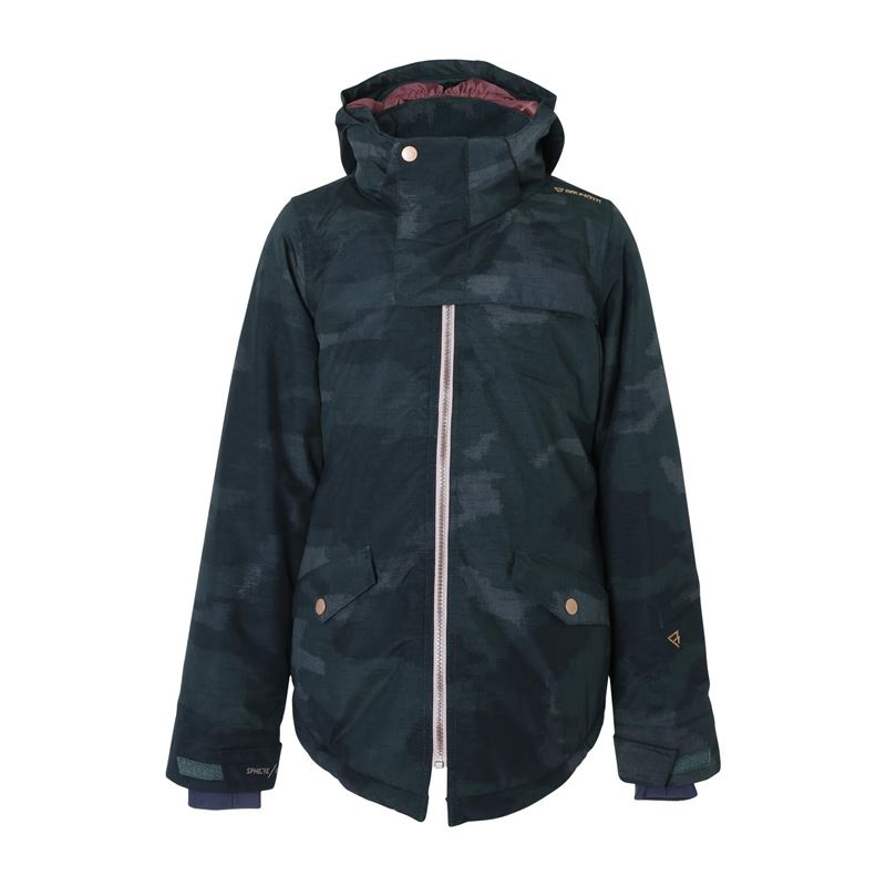 Brunotti Angel  (green) - girls snow jackets - Brunotti online shop