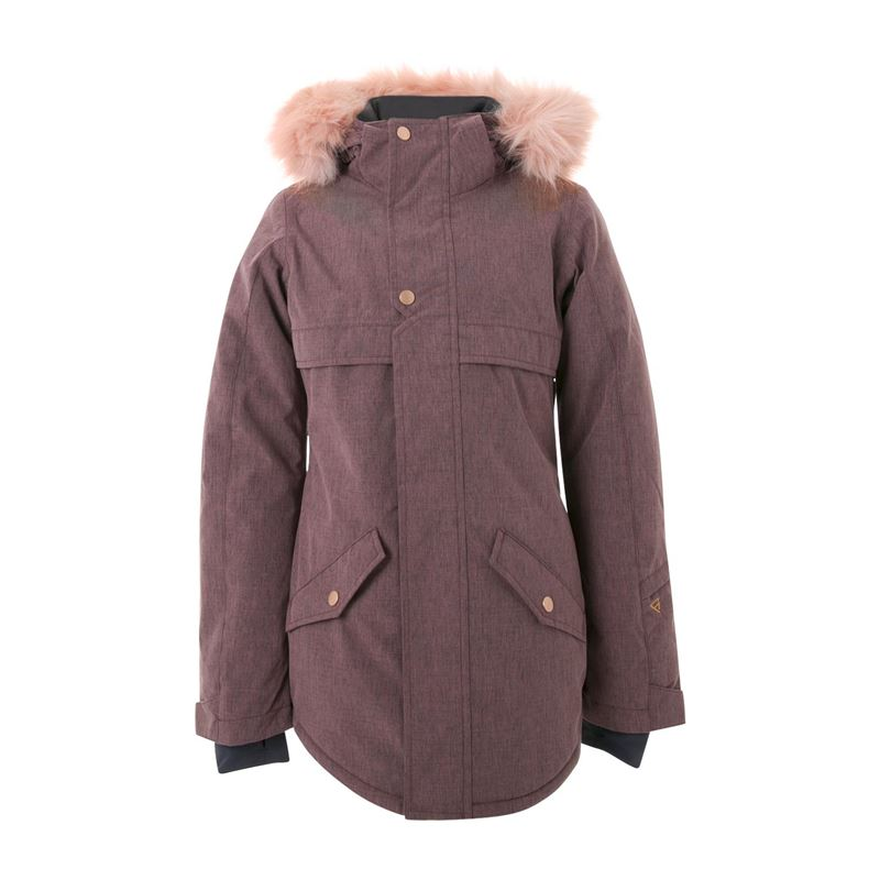 Brunotti Jupitera  (roze) - meisjes jassen - Brunotti online shop
