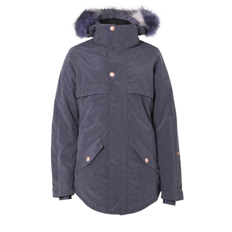 Brunotti Jupitera  (blauw) - meisjes jassen - Brunotti online shop