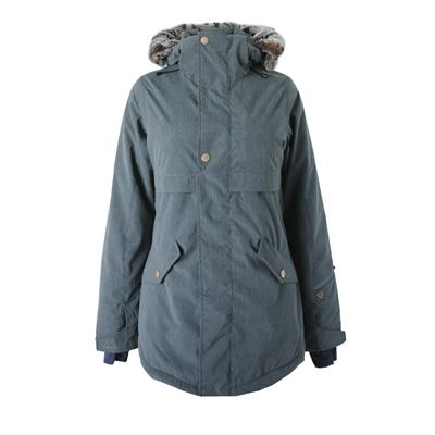 Brunotti Jupitera JR W1819 Girls Snowjacket. Beschikbaar in 116,128,140,152,164 (1824123705-0759)