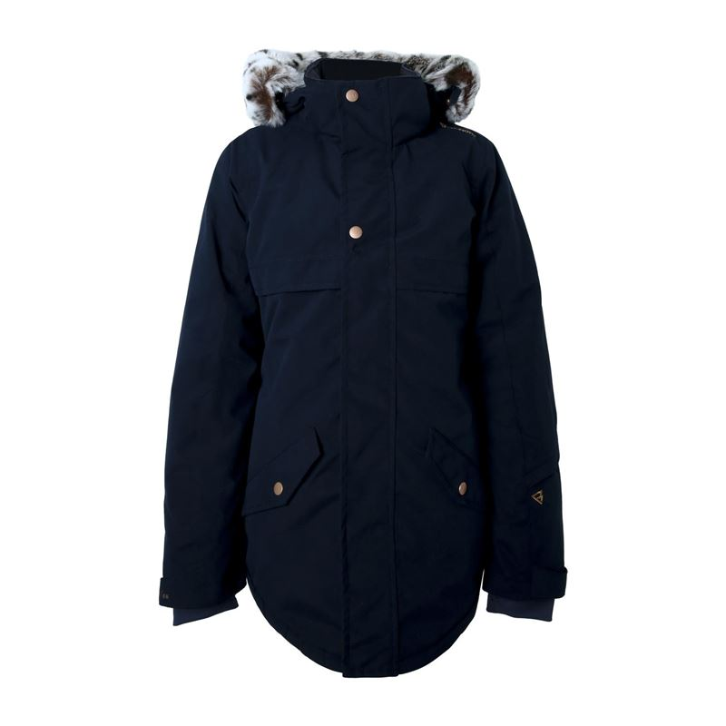 Brunotti Jupitera  (black) - girls jackets - Brunotti online shop