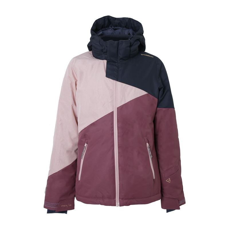 Brunotti Cylla  (rosa) - mädchen skijacken - Brunotti online shop