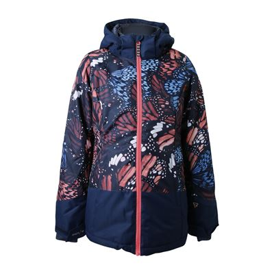 Brunotti Spacey JR Girls Snowjacket. Beschikbaar in 116,128,140,152,164,176 (1824123715-0368)