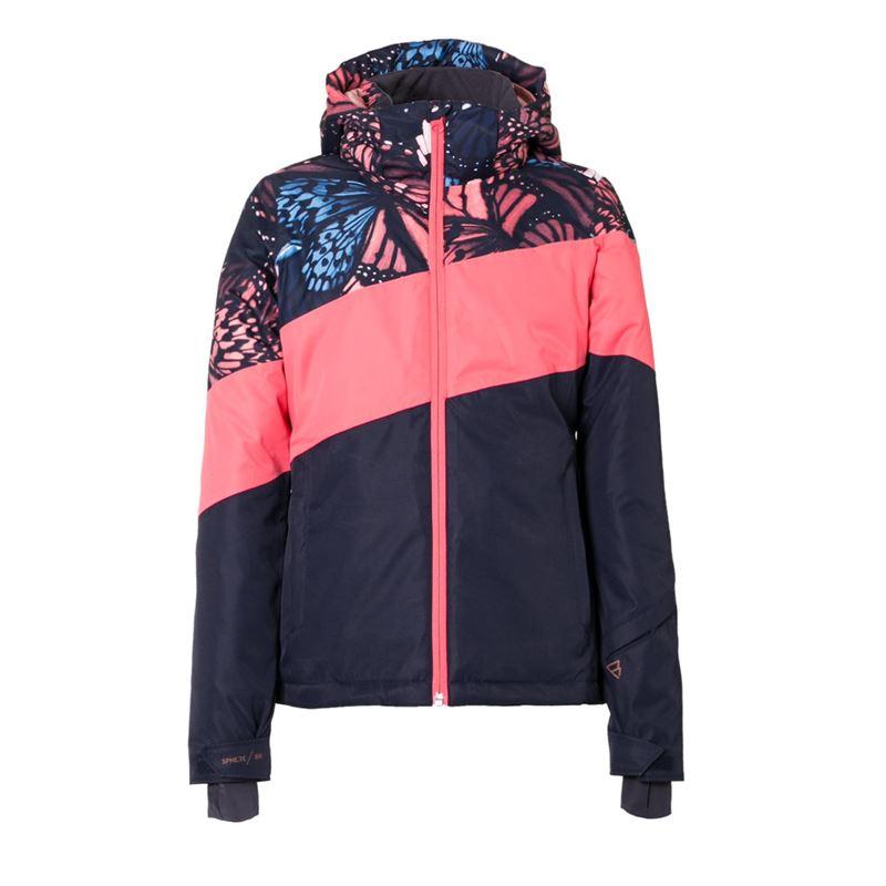 Brunotti Moonrock  (roze) - meisjes jassen - Brunotti online shop