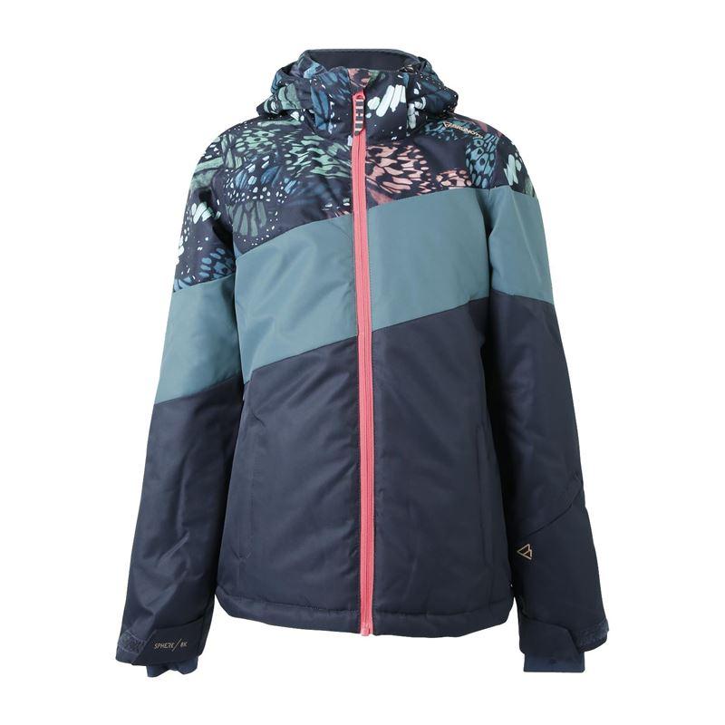 Brunotti Moonrock  (green) - girls jackets - Brunotti online shop