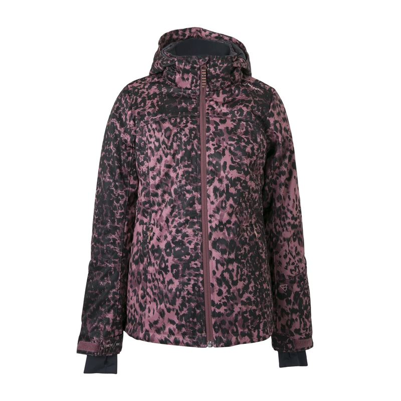 Brunotti Cassini  (brown) - girls jackets - Brunotti online shop