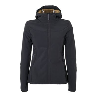 Brunotti Naosy JR W1819 Girls Softshell Jacket. Beschikbaar in 116,128,140,152 (1824124724-0928)