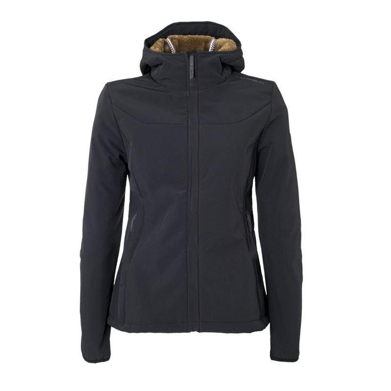 Brunotti Naosy  (grijs) - meisjes casual jassen - Brunotti online shop
