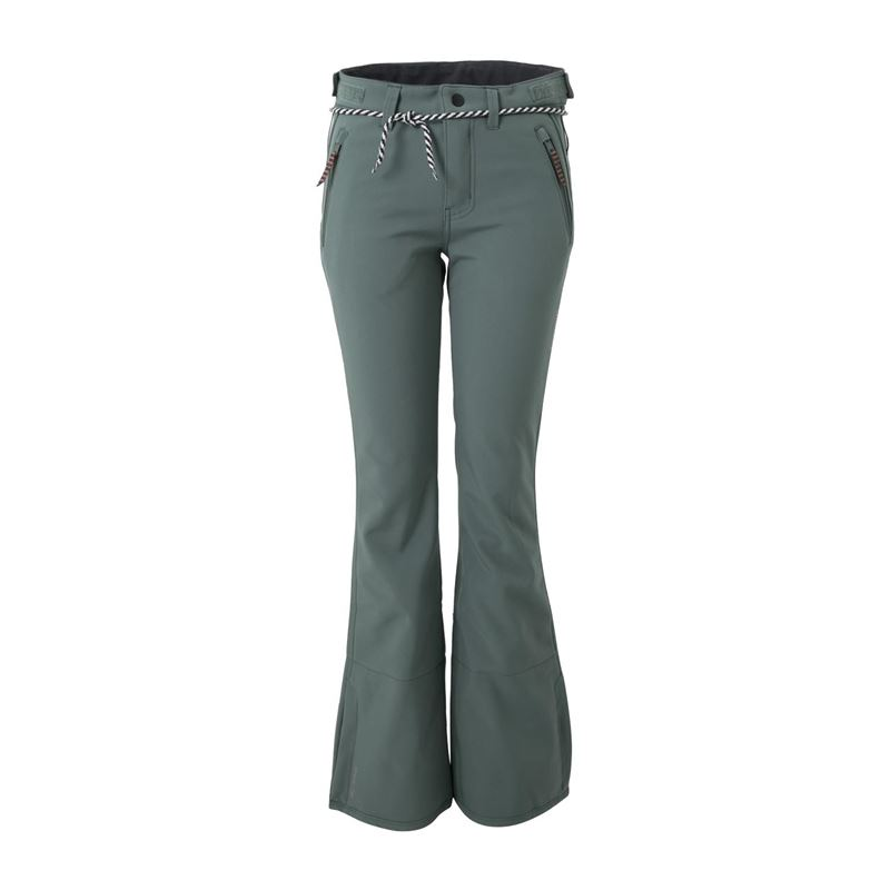 Brunotti Tavorsy  (green) - girls snow pants - Brunotti online shop
