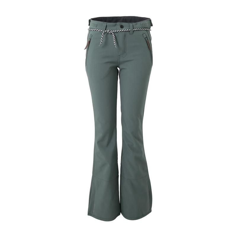 Brunotti Tavorsy  (groen) - meisjes skibroeken - Brunotti online shop