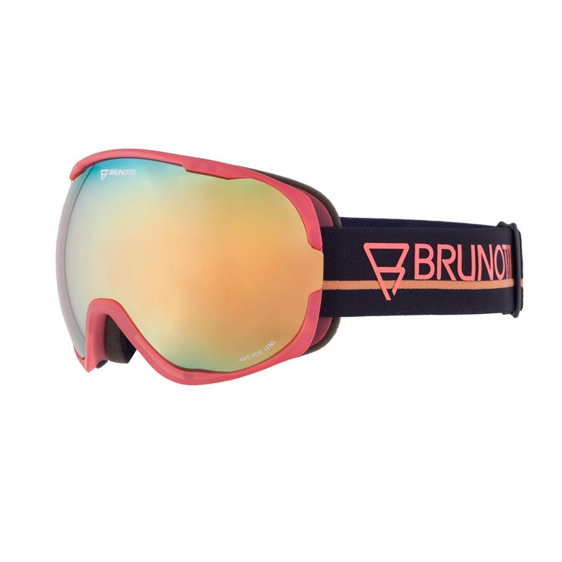 Brunotti Odyssey  (rosa) - damen ski / snowboard brillen - Brunotti online shop
