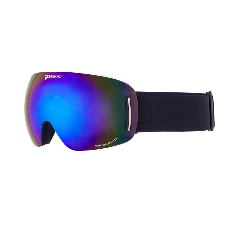 Brunotti Speed  (blauw) - heren ski / snowboard brillen - Brunotti online shop